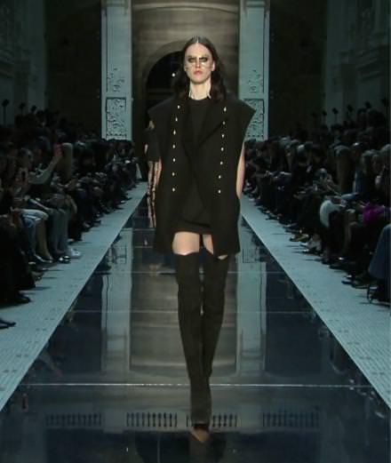 Alexandre Vauthier haute couture spring-summer 2016 fashion show's video