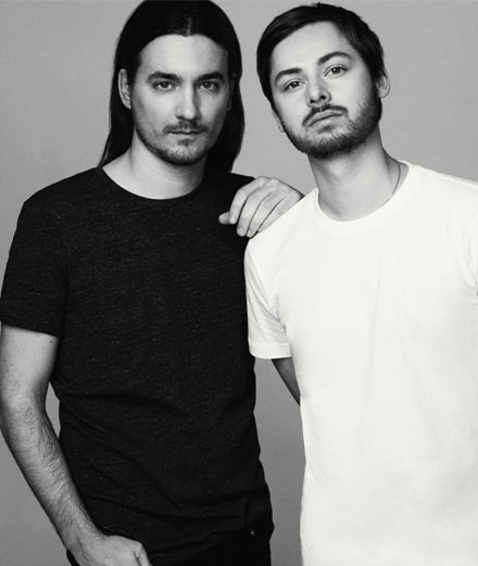 A conversation with Alexis Martial and Adrien Caillaudaud, artistic directors of Carven.