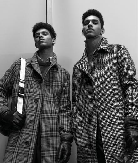 Backstage: AMI Fall-Winter 2017 show seen by Mehdi Mendas