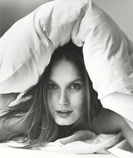 Interview culte : dans le lit d'Ana Girardot