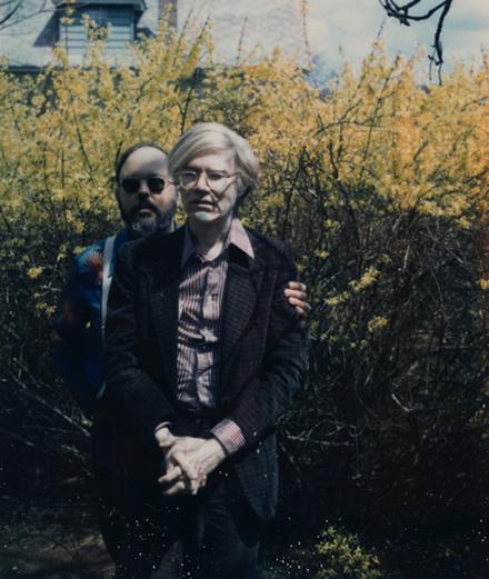 Christie's vend des photographies d'Andy Warhol pour soutenir les artistes