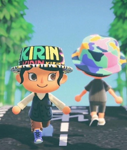 Animal Crossing organise son tout premier défilé de mode