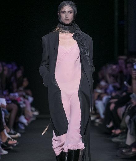 Ann Demeulemeester Spring-Summer 2019 fashion show