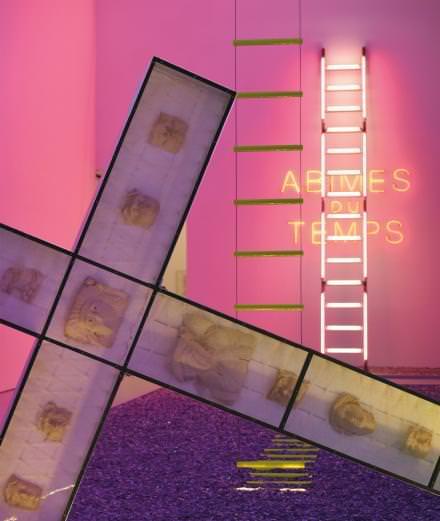 """L'exposition """"Danger Zones"""" des artistes architectes visionnaires Anne et Patrick Poirier"""