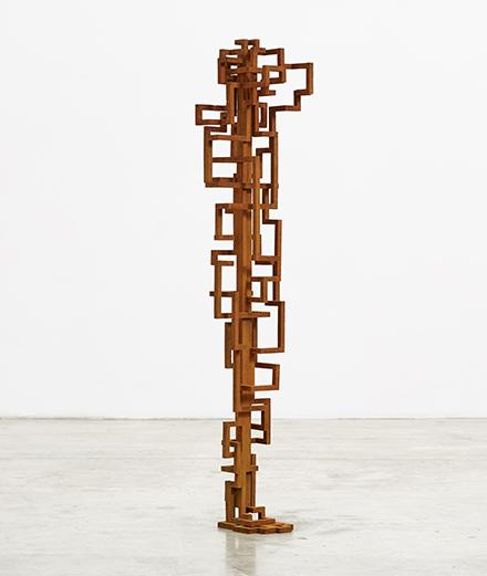 Antony Gormley sculpte notre monde à la galerie Thaddaeus Ropac