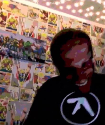 Aphex Twin, son premier clip en 17 ans réalisé par un enfant de 12 ans
