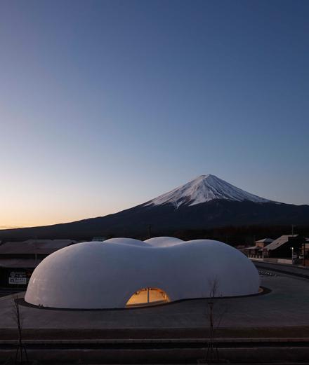 Pourquoi les Japonais règnent sur l'architecture