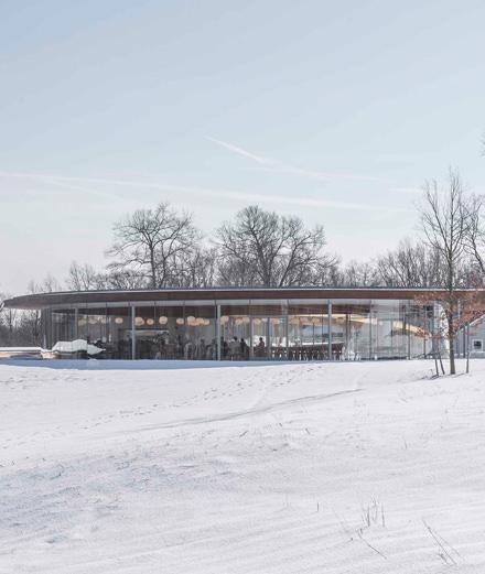 À quoi ressemble la maison de verre de Philip Johnson ?