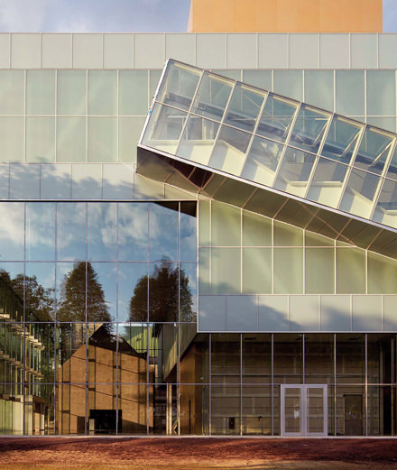 La Biennale d'art de Québec dévoile son nouveau pavillon