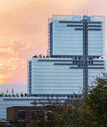 Rencontre avec Renzo Piano, architecte du nouveau Palais de justice de Paris