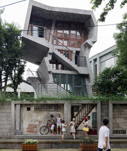 Rencontre avec Wang Shu, symbole du renouveau de l'architecture chinoise