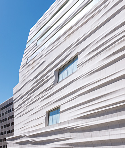San Francisco's MoMa underwent some changes