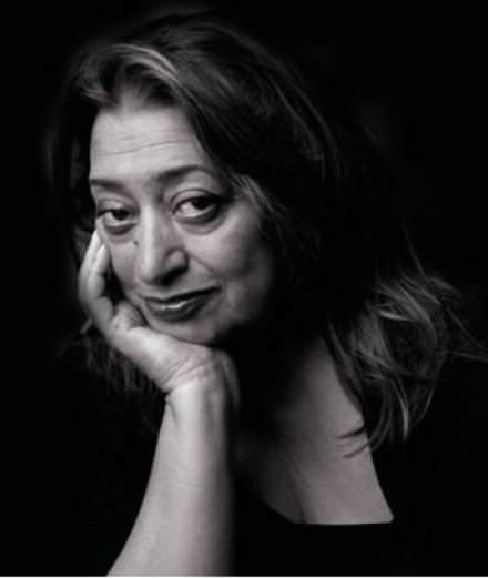Tribute to Zaha Hadid