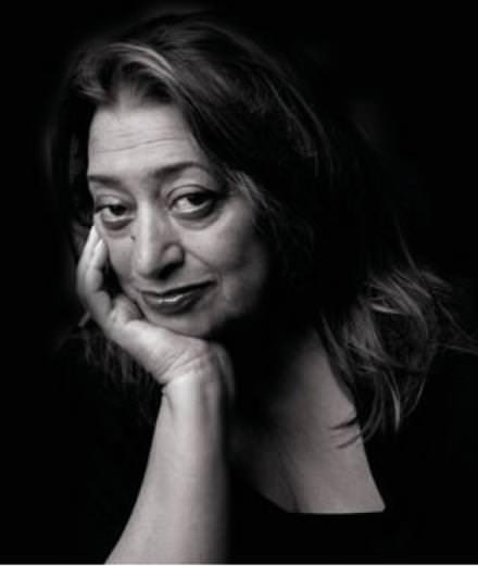 Hommage à Zaha Hadid