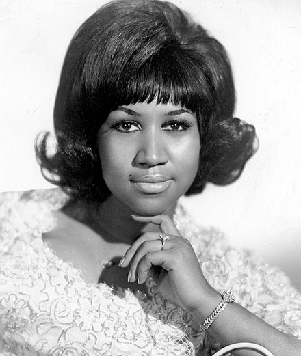 Aretha Franklin, future star de National Geographic