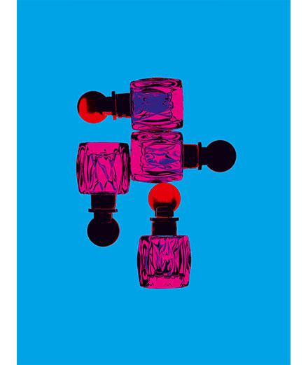 """""""Color Block"""", les nouveaux parfums photographiés par Guido Mocafico"""