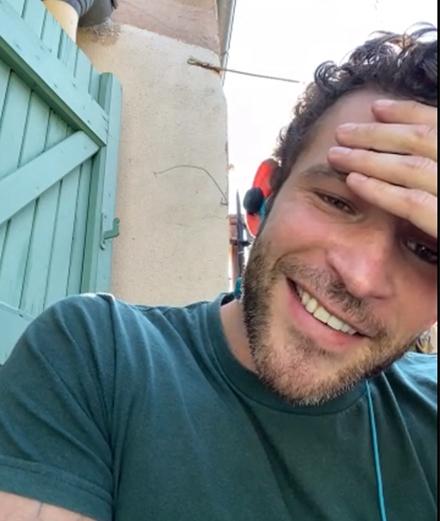 L'interview FaceTime avec… l'acteur Arnaud Valois