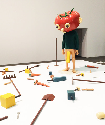 """""""Bâle, it's a ball!"""" We spent the day at Art Basel Unlimited, an art fair for XXL works"""
