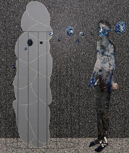 """""""Retiens la nuit"""": l'expo très fin de soirée de la galerie Rabouan Moussion"""
