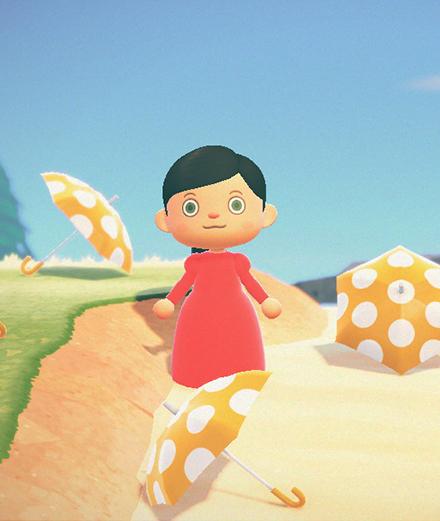 De célèbres œuvres d'art envahissent Animal Crossing