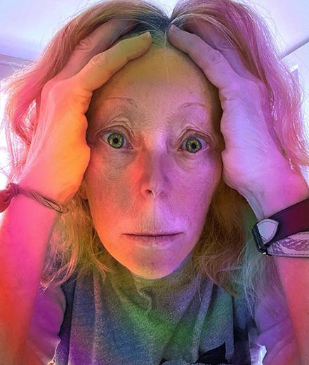 David Hockney, Cindy Sherman... comment les artistes réagissent au confinement