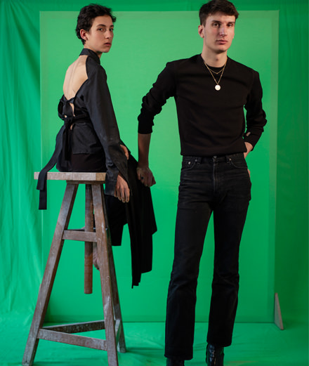 Les artistes de demain sont aux Arts-Déco : rencontre avec Enzo Dal-Mas, styliste
