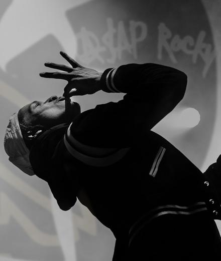"""A$AP Rocky reprend le mythique """"Porcelain"""" de Moby"""