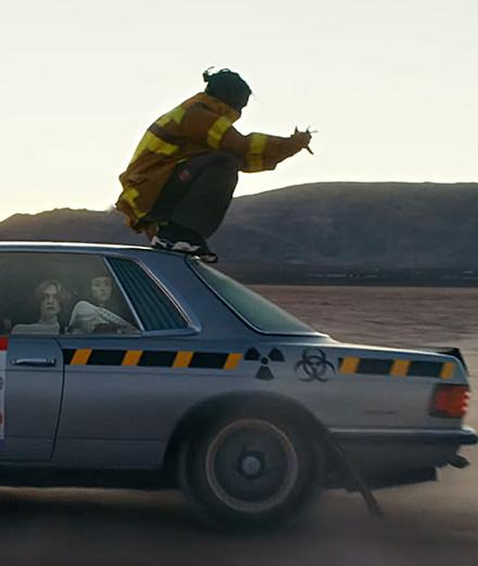 """A$AP Rocky revient en force avec le clip trash """"Gunz N Butter"""""""