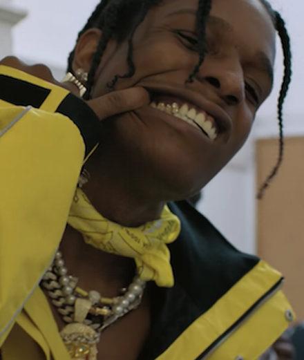 """A$AP Rocky la joue provoc' dans son nouveau clip """"Tony Tone"""""""