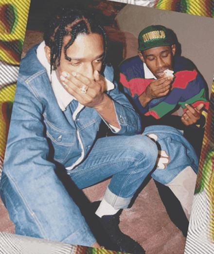 Une salade de pommes de terre signée A$AP Rocky et Tyler the Creator