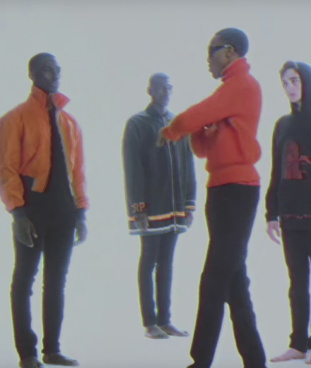 """A$ap Rocky rend hommage à Raf Simons dans le clip """"Raf"""""""
