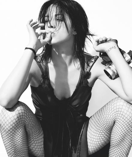 """""""Faire une fellation est bien plus fort que dire 'Je t'aime'"""" L'interview culte d'Asia Argento"""