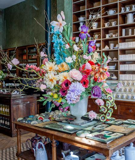 Astier de Villatte ouvre une seconde boutique à Paris