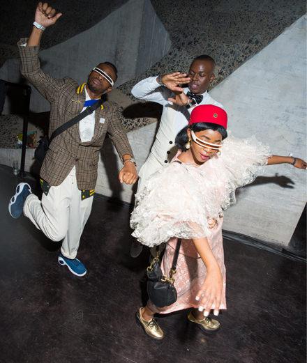 Gucci célèbre le plus grand musée d'art contemporain africain