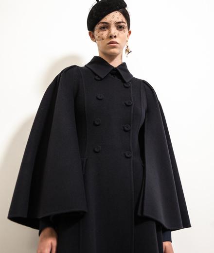 Backstage : le défilé Dior haute couture automne-hiver 2018-2019 vu par Mehdi Mendas