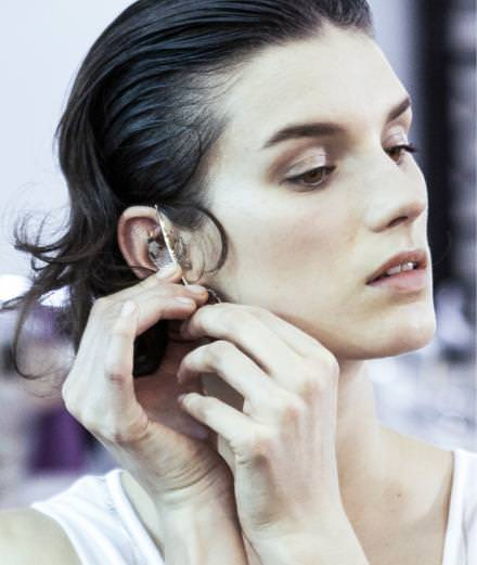 Backstage: inside Paco Rabanne fall-winter 2016-2017 runway show