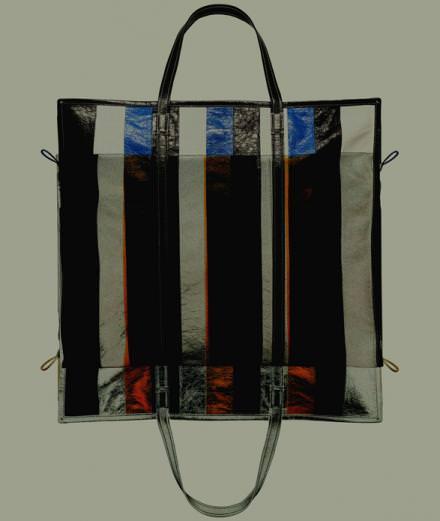 Fetish object of the week : the Bazar Shopper by Balenciaga