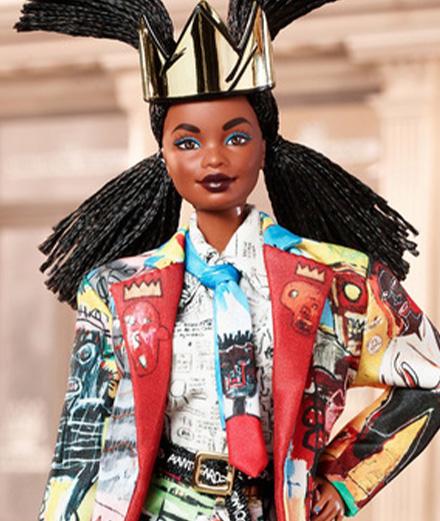 De quel célèbre artiste new-yorkais s'inspire la nouvelle Barbie ?