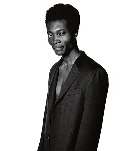 The new kings of pop: Benjamin Clementine
