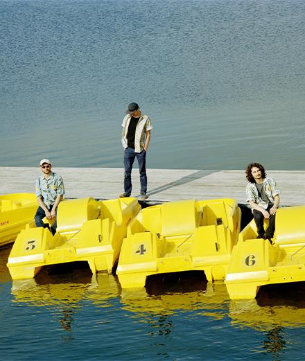 Oxmo Puccino et Bonnie Banane réunis sur un album érotique