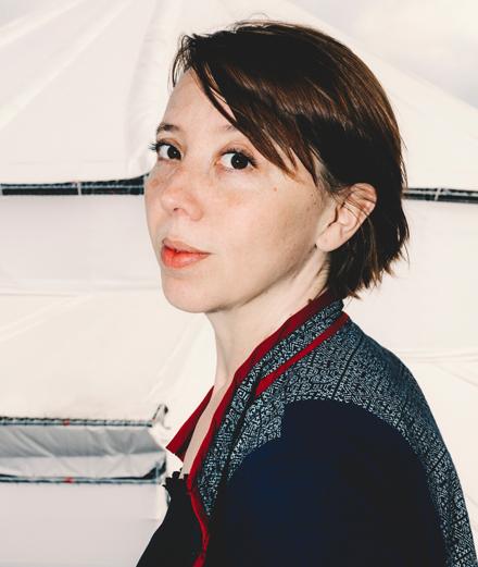 Qui est la nouvelle artiste invitée par la Collection Pinault ?