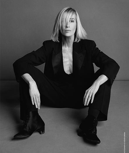 Le musée Yves Saint Laurent célèbre le style iconique de Betty Catroux
