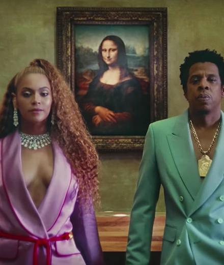 Beyoncé et Jay-Z s'emparent du Louvre pour annoncer leur nouvel album