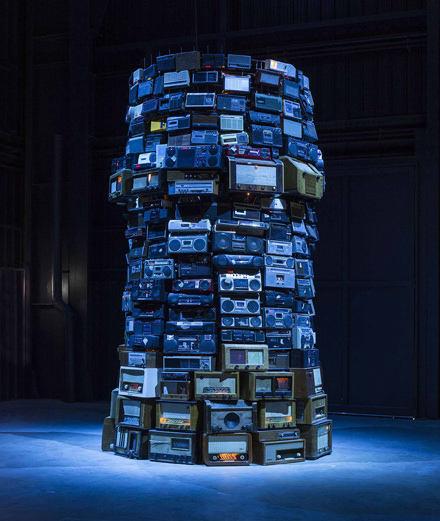 Visite en images de la 14e Biennale de Lyon