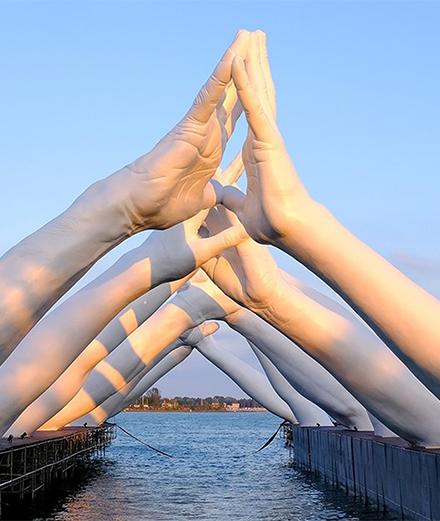La Biennale d'art de Venise reportée à 2022