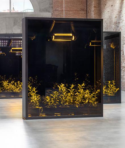 """En image : L'exposition """"Luogo e segni"""" à la Biennale de Venise"""