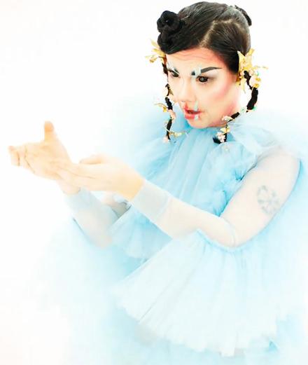 """Un nouveau clip de Björk, """"Blissing Me"""", avant la sortie de l'album"""