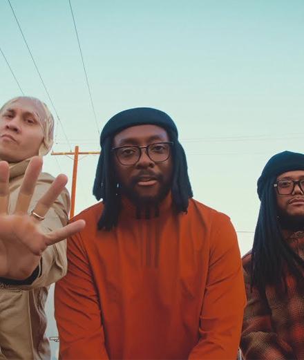 """Les Black Eyed Peas reviennent à la bossa avec """"4ever"""""""
