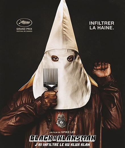 """Rencontre avec Spike Lee, réalisateur de """"BlaKKKlansman""""  prix du jury à Cannes"""