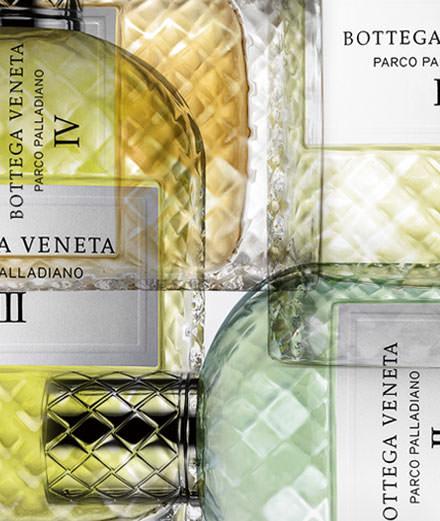 Les promenades italiennes de Bottega Veneta